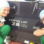 laser femtoseconde chirurgie cataracte