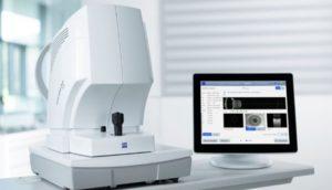 iol master ophtalmologie myopie reims