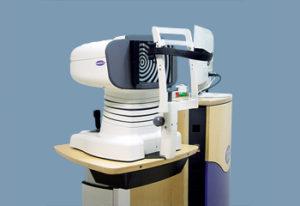 topographie ophtalmologie myopie reims